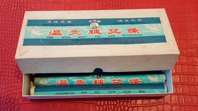 Moksa Holistische energetische therapie QiPong